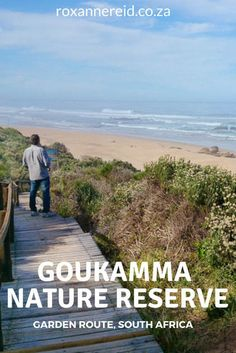 From forest to beaches at Goukamma Nature Reserve on the Garden Route #SouthAfrica #travel