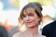 Isabelle Huppert Loose Bun - Isabelle Huppert Hair - StyleBistro