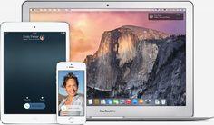 맥 OS X 요세미티 vs OS X 매버릭스, UI 디자인 변화 비교해보니 : LiveREX's Break a Com.