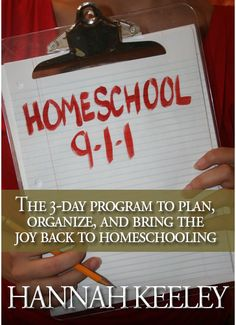 FREE Homeschooling Video Workshops from Hannah Keeley. The 3 day program to plan, organize, and bring the joy back to homeschooling.