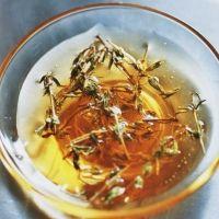 Marinade met tijm en honing