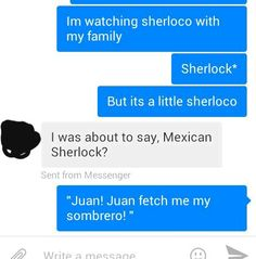 Mexican sherlock