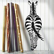 Animal View of Zebra's Back Wall Stickers – AUD $ 36.38