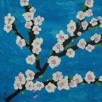 Η αμυγδαλιά μέσα από τους πίνακες του Βαν Γκογκ στις 12ο νηπιαγωγείο Χαϊδαρίου το blog μας