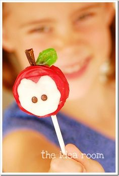 Back to School cake pops. #cake #pops