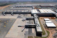 Aeroporto Internacional de Viracopos/Campinas ~ Terminal 1 (2015)