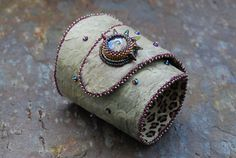 adriennecantler on etsy - fish leather
