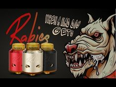 Desire Rabies RDA: bitten by the rabid Mad Dog!