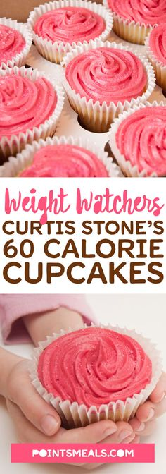 Curtis Stone's 60 Cal Cupcakes #weight_watchers #cupcakes