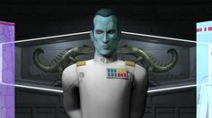 awesome Star Wars Rebels Period three Trailer Reveals That Grand Admiral Thrawn Is Now Canon