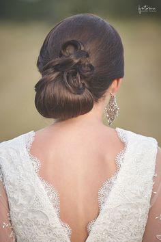 Esküvői frizura vékony hosszú hajhoz Fashion, Moda, Fashion Styles, Fashion Illustrations