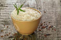 Il #riso #Basmati indiano si caratterizza per il chicco lungo, il profumo particolare, quasi speziato, e la sua fragranza delicata.