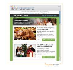Brand: Groupon | Subject: Thanksgiving Deals