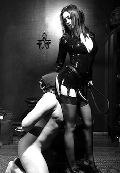 Female Domination dominatrix