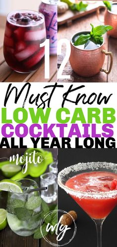 12 low carb keto cocktails you MUST KNOW to get you through the year. You& love these sugar free alcoholic drinks that are perfect as healthy ho. Low Carb Cocktails, Low Sugar Alcoholic Drinks, Alcholic Drinks, Healthy Cocktails, Alcohol Drink Recipes, Cocktail Recipes, Low Cal Drinks Alcohol, Alcoholic Drinks For Diabetics, Sugar Free Drinks