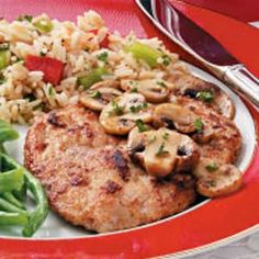 Made it tonight- was easy and good- veal scallopini with light sauce and mushrooms