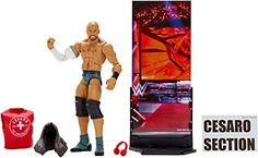 WWE Elite Collection Cesaro Action Figure WWE