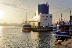 Port w Kołobrzegu. Photo by GB Opera House, Building, Travel, Viajes, Buildings, Destinations, Traveling, Trips, Construction