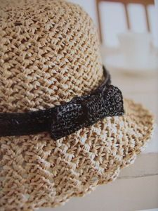 Chapeau au crochet - Oh this is darling!