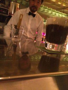 ice irish coffee