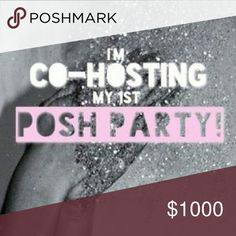 WEEKEND WARDROBE Hosting 11/26/16 7:00 p.m. PST I'm so excited to announce that I will be hosting my very first posh party!! Theme is Weekend Wardrobe! Feel free to tag your closet below and I will do my best to check out everyone's fabulous closets for potential host picks! Can't wait to celebrate!! Other