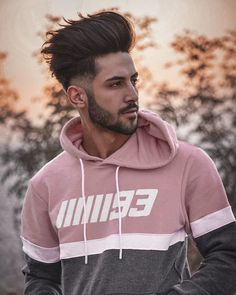 50 Latest Trend Hair Cuts For Men 2019 Hairstyles Pictures Mens Hairstyles With Beard, Cool Hairstyles For Men, Boy Hairstyles, Curly Hair Styles, Hair And Beard Styles, Popular Mens Haircuts, Haircuts For Men, Boys Haircut Styles, Gents Hair Style