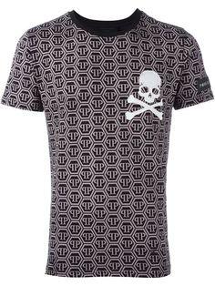 PHILIPP PLEIN 'The Village' T-Shirt. #philippplein #cloth #t-shirt