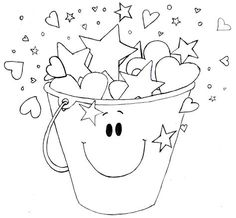 Free Bucket-Filling Videos for Character Education | Pinterest ...