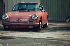 Stance Works - Luftgekuhlt 2016 - A Gathering of Aircooled Porsches