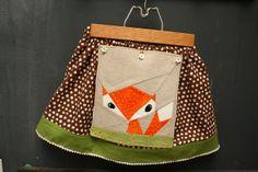 fox skirt.