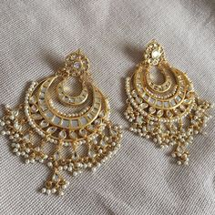 Chaand Baalis by Anayah Jewellery Pakistani Bridal, Indian Bridal, Indian Costumes, Desi Bride, Pakistan Fashion, Jewellery Uk, Huda Beauty, Bridal Jewelry, This Or That Questions