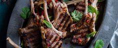 Spiced Lamb Chops | Olive Magazine