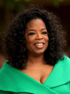 Hot celebrity hairstyles for every hair type: Oprah Winfrey
