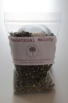 Menstrual Melody designed for women with irregular cycles, heavy prolonged bleeding associated with painful cramping.