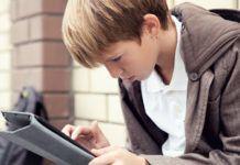 Il test per capire se tuo figlio è dipendente dal tablet