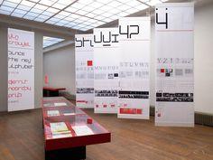 typolka: Wim Crouwel 2012   Gerrit Noordzij Prize Exhibition