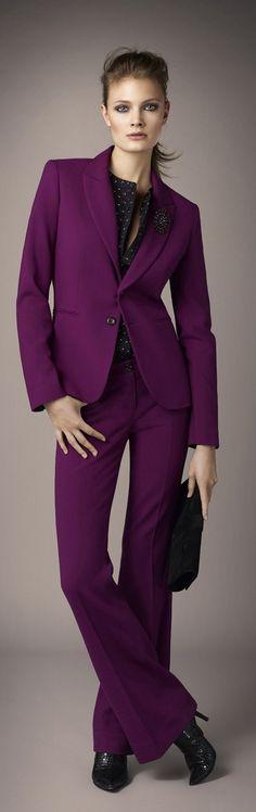 Trendy suit - sweet photo