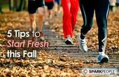 #Fall is finally here!! Here's how to hit the reset button to   make this your healthiest season yet. | via @SparkPeople #health #fitness #wellness