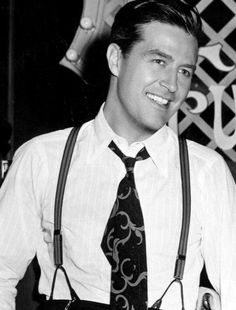MR. SUSPENDERS - Ray Milland - Paramount - 1943
