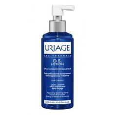 Uriage Eau Thermale - D. Lotion Regulating Soothing Spray for Women Lotion, Greasy Hair Hairstyles, Healthy Scalp, Dandruff, Health And Beauty Tips, Active Ingredient, Beauty Routines, Hair Care, Labs
