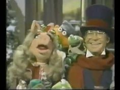 The Muppets and John Denver- The 12 Days of Christmas video from 1979