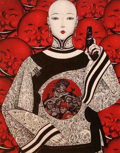 Улитка - Qiu Shengxian