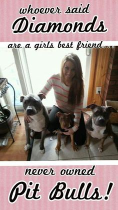 Pit bulls do not last forever. That is their only fault. They are great dogs when raised by responsible people.