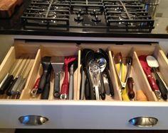 utensil storage