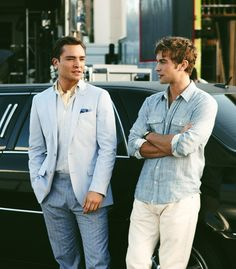 chuck & nate's style
