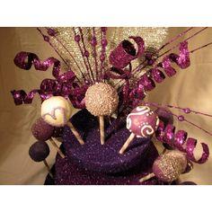 Purple Sweet Sixteen