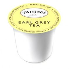 Twinings Earl Grey Tea Keurig K-Cups For Sale at CapeJava.coms