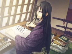 Onna Bugeisha: Hakuoki: Demon of the Fleeting Blossom - Toshizo ...