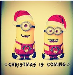 Christmas is coming..
