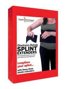 Extenders are purchased in conjunction with the Diastasis Rehab Splint® to make the 'arms' longer. There are 3 extenders in each package for each arm. Diastasis Recti Exercises, Mummy Tummy, Family Research, Guide Book, Workout Programs, Lorem Ipsum, Healing, Positivity, How To Get